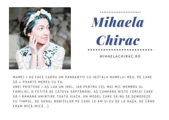 mihala chirac