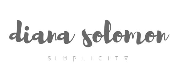 diana solomon simplicity