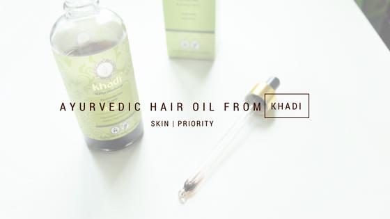 ulei khadi de păr