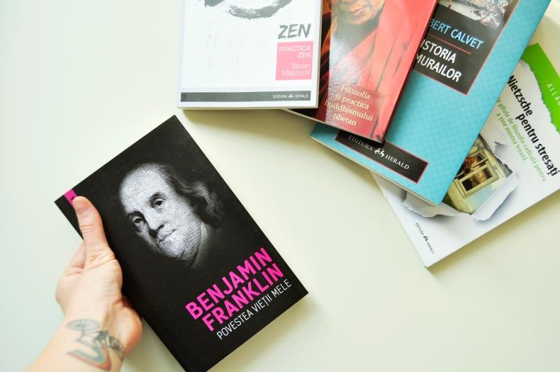 Benjamin Franklin povestea vietii mele