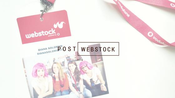 cum a fost webstock 2016